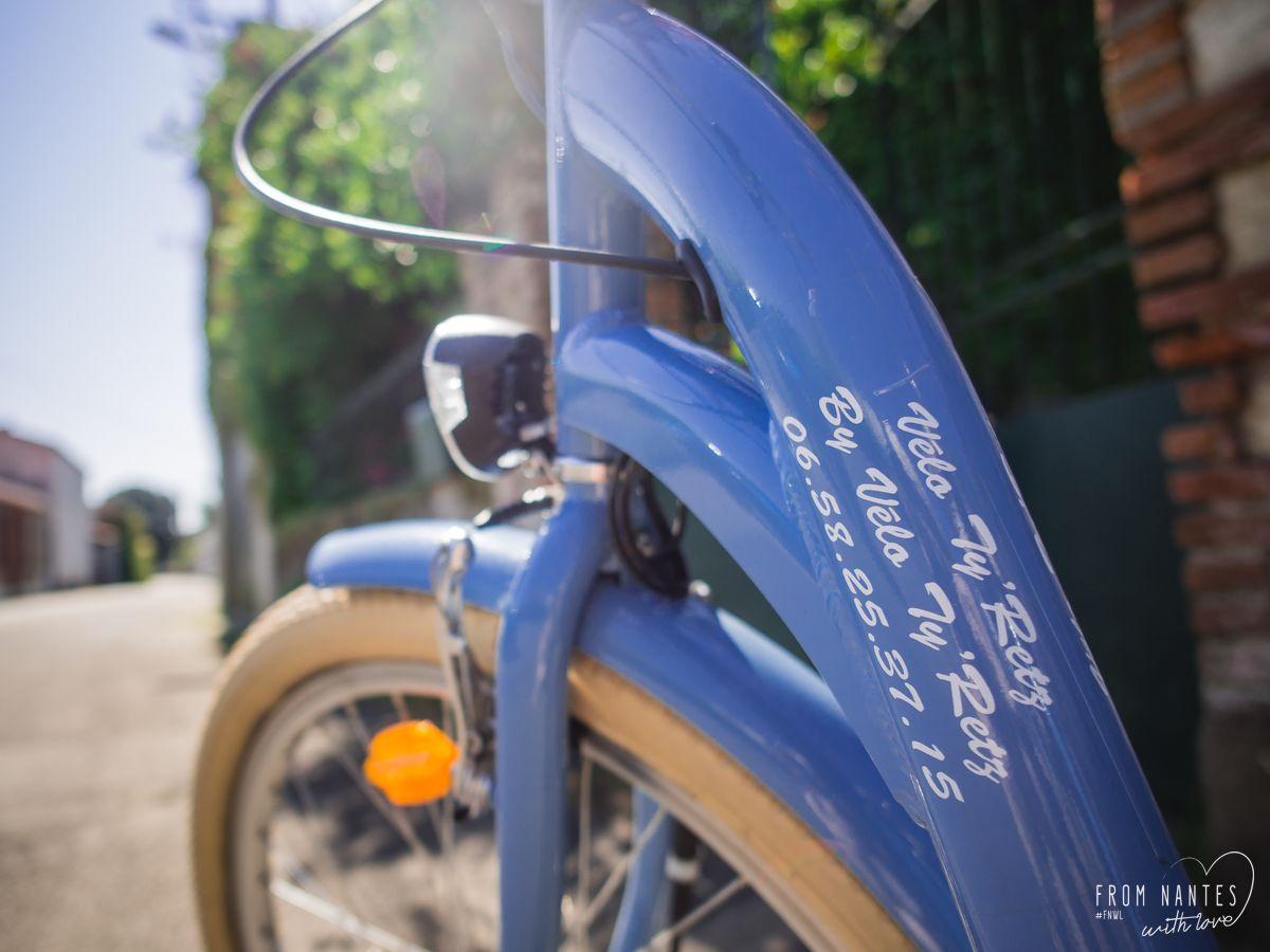 Vélo électrique Vélo Ty Retz