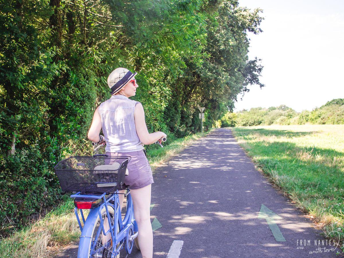 En balade en vélo à assistance électrique Loire Atlantique