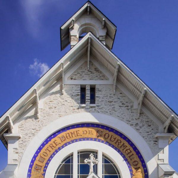 Eglise Notre Dame de Gourmalon à Pornic