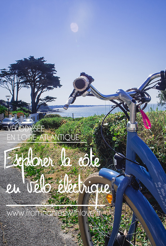 Velodyssée en Loire-Atlantique pour découvrir la côte en vélo électrique