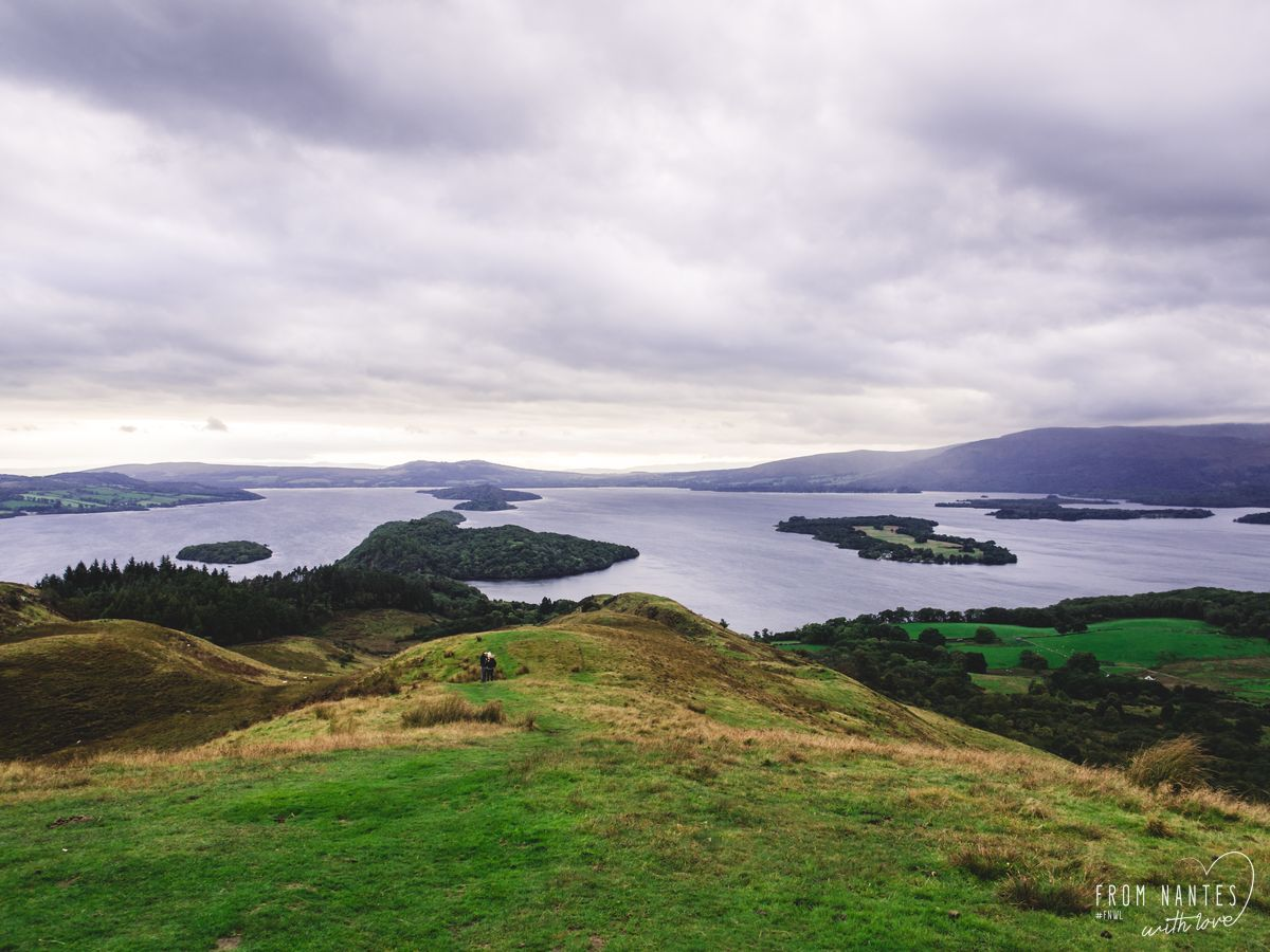 Conic Hill Ecosse