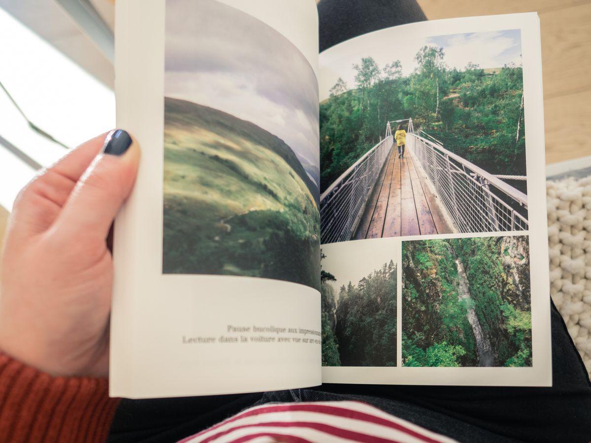Livre photos voyage Rosemood