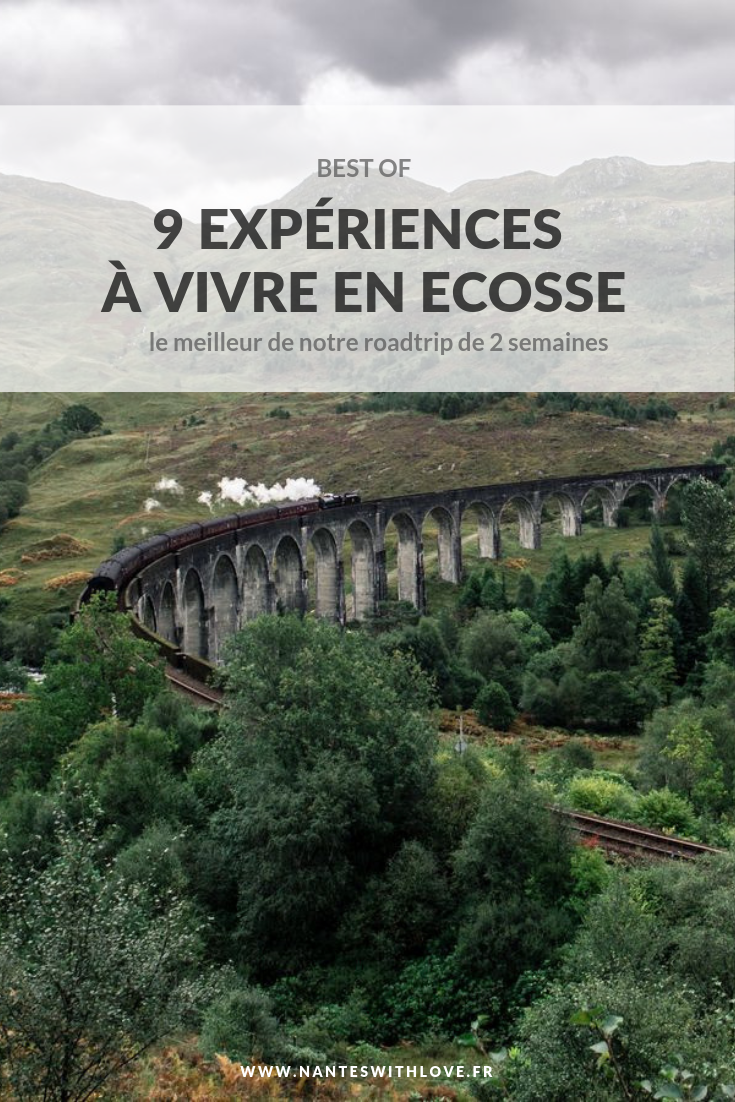 Best of, 9 expériences à vivre en Ecosse.