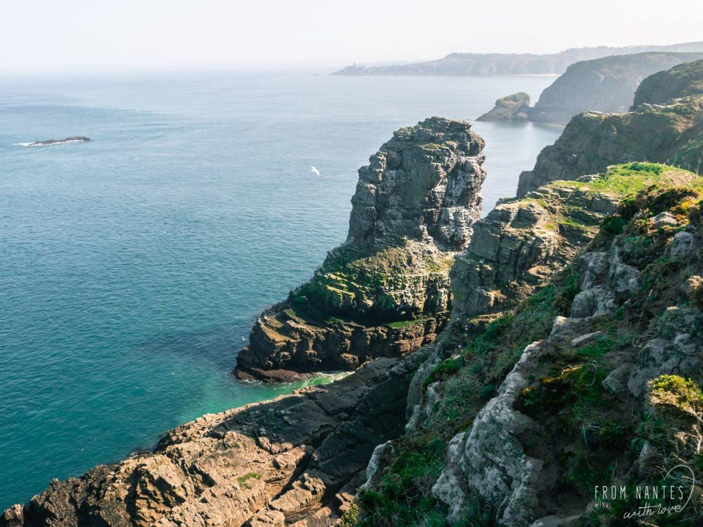 Randonner au Cap Fréhel en Bretagne