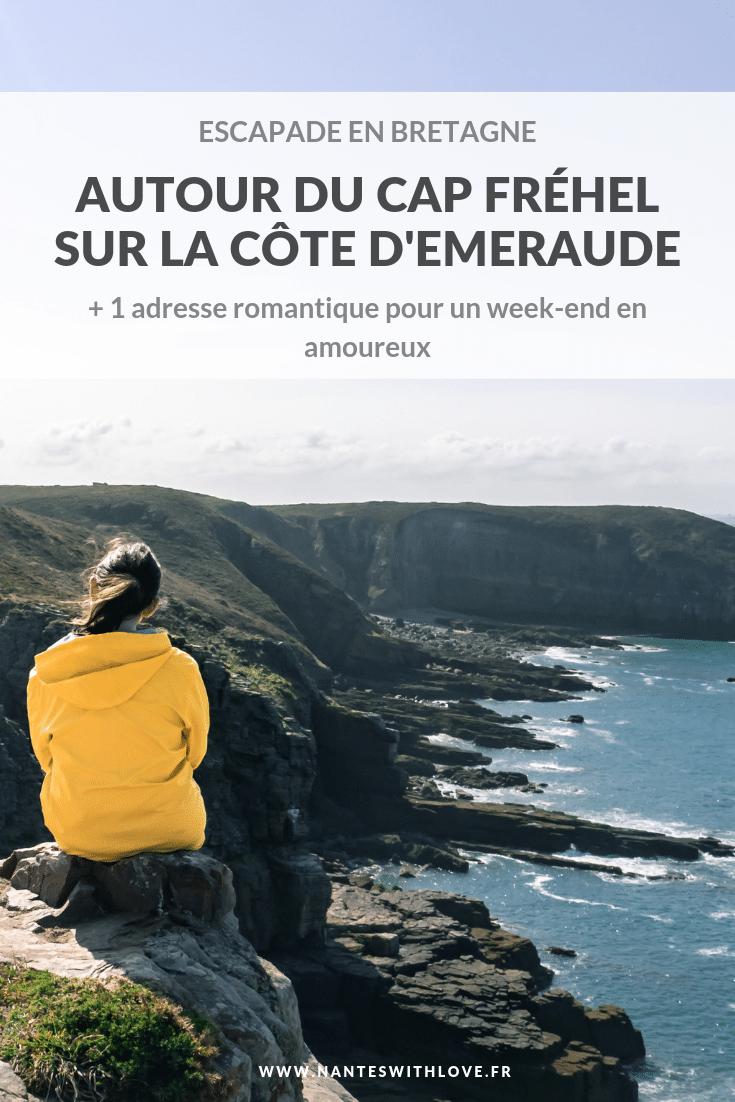 Un Week-End en amoureux en Bretagne, autour du Cap Fréhel