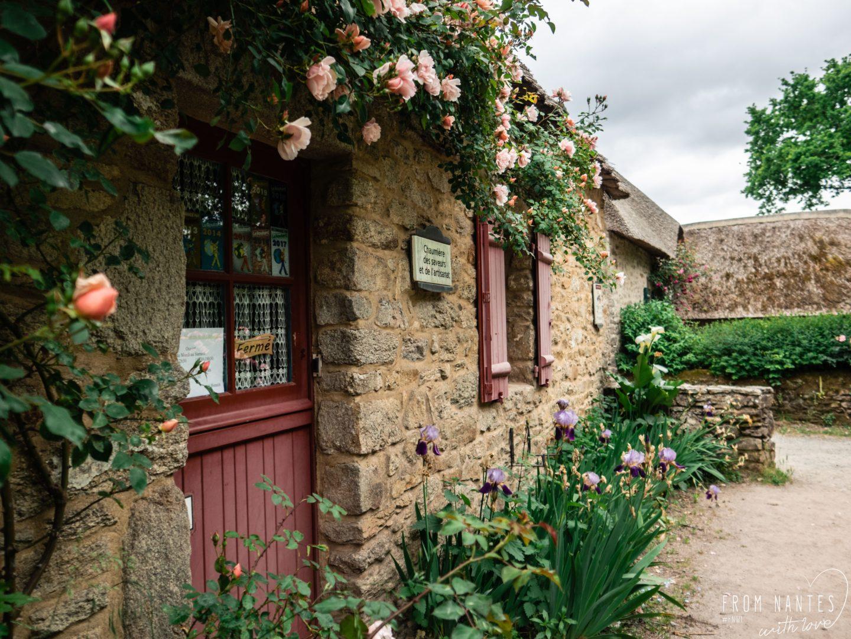Promenade en Brière - la chaumière des saveurs et de l'artisanat à Kerhinet