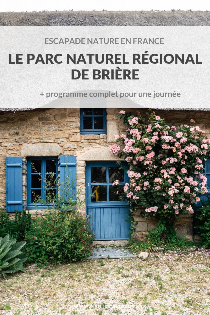 Escapade nature en France - Le parc régional naturel de Brière