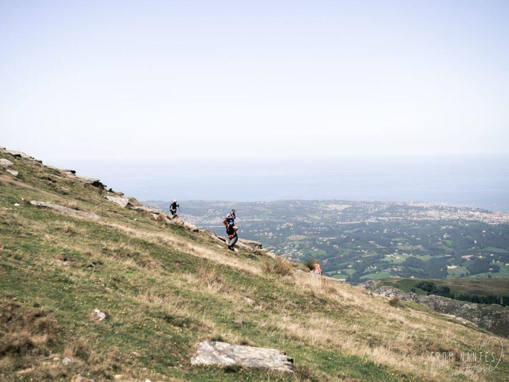 Randonnée de la Rhune - Pays basque français