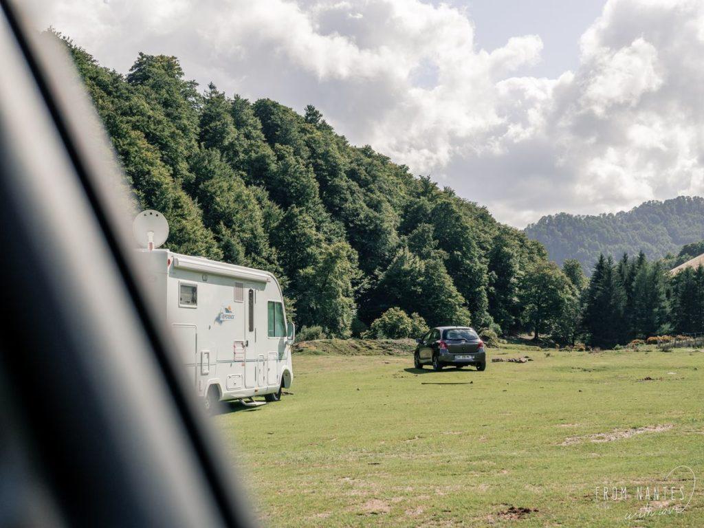 Pays basque français - Forêt d'Iraty