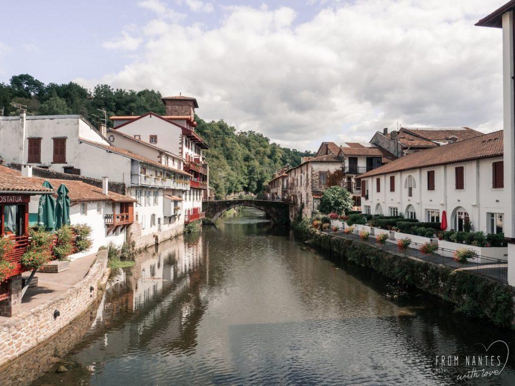 Vacances Pays Basque français - Saint-Jean Pied de Port