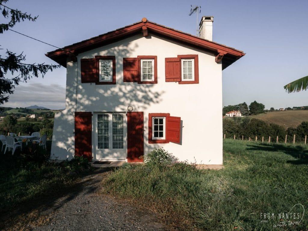 Vacances Pays Basque - Gite Souraïde