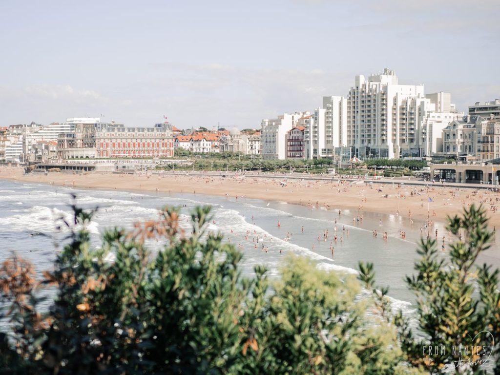 A voir au Pays Basque - La Côte : Biarritz