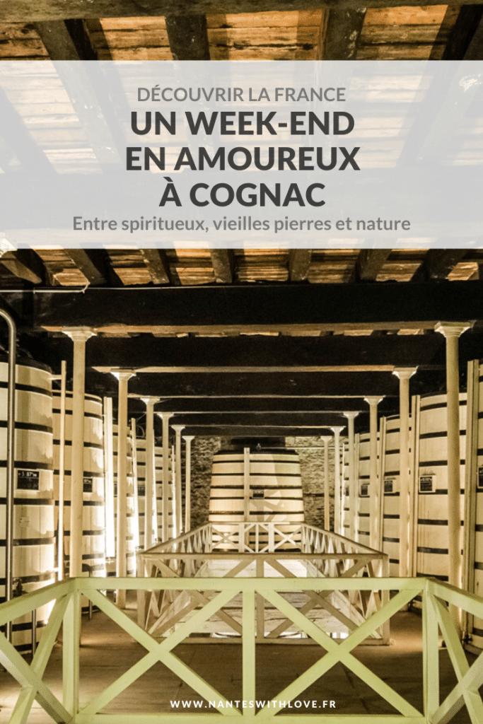 Week end en France - Cognac en amoureux
